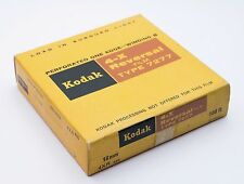 Kodak 4-X Reversal Film 16mm 100' Roll B&W Motion Picture 7277 Movie Camera