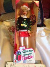 1996 Holiday season barbie