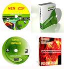 Zip Win RAR Arhiver To Unzip Archive Files Compression Utility For Windows