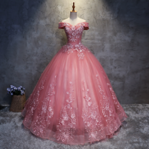Sweet 15 16 Quinceanera Dress Long Evening Ball Formal Prom Pageant Wedding Gown