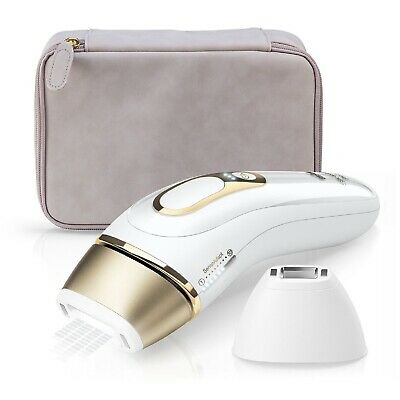 Braun Ipl Silk Expert Pro 5 Pl5124 Permanent Hair Removal Device For Body Face Ebay