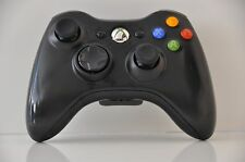 Official Xbox 360 Wireless Black Matte Controller Elite Model NSF-00023 UD