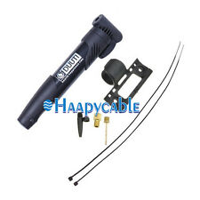 New Bicycle Bike Cycling Tire Hand Air Pump Inflator Needle Sports Ball Soccer