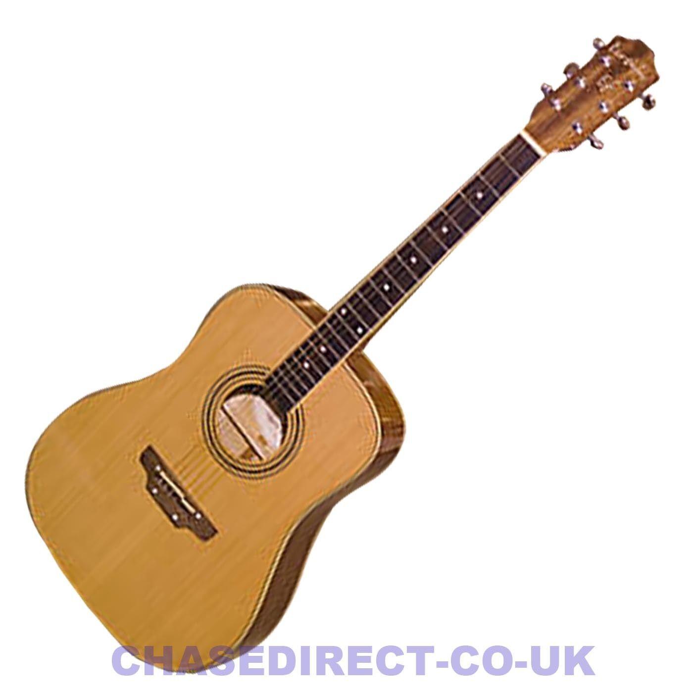 Guitarra Acústica Dreadnought earthfire GA3000S GA3000S GA3000S Cuerdas de Acero Tapa de abeto macizo 6f777a