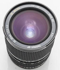 Tamron-SP-BBAR-MC-3-5-4-2-28-80mm-28-80-mm-CF-Macro-Adaptall-27A