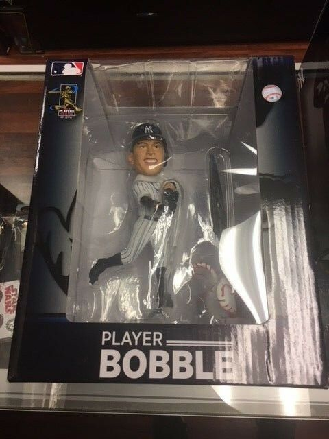Aaron Judge New York Yankees Heavy Hitter MLB Bobble Head Forever DAMAGE JC