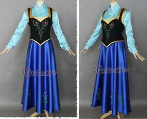 Image Is Loading 8016 35 M L Xl Disney Frozen Princess Anna