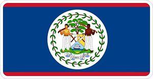 Belize-Flag-Decal-Sticker