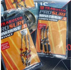 Trabucco Pro Surf Mini Trave distance URFE 3 Per Pack