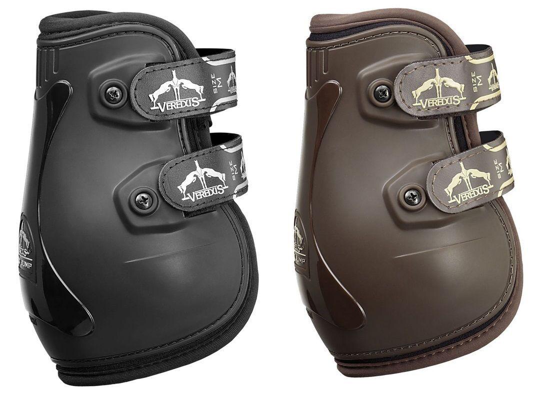 Verojous Pro salto Touch parpadeo Magic pellizco salto Menudillo botas Negro Marrón M L