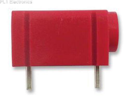 10a 4mm Deltron Socket Precio Por: 5 Rojo 571-0500-01 Pcb