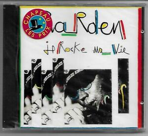 "ERIC CHARDEN ""Je Rocke Ma Vie"" CD 1992- NEU/OVP/NEW/Sealed/Neuf - Phil Manzanera"