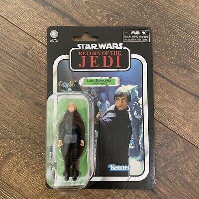 Star Wars The Vintage Collection Luke Skywalker Jedi Knight 3.75 INCH PREORDER