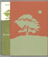 SIGNED Running the Rift by Naomi Benaron Indiespensable Limited 1st Edition