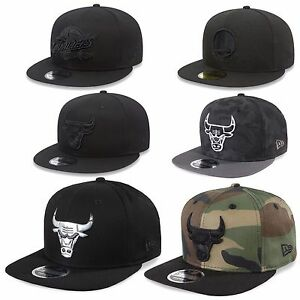 New-Era-Cap-Snapback-9fifty-NBA-Chicago-Bulls-Cleveland-Cavaliers-Warriors