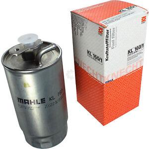 Original-MAHLE-KNECHT-KL-160-1-Kraftstofffilter-Filter-Fuel