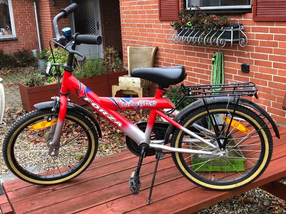 Unisex børnecykel, anden type, Forza