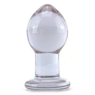 Glass Butt Plugs