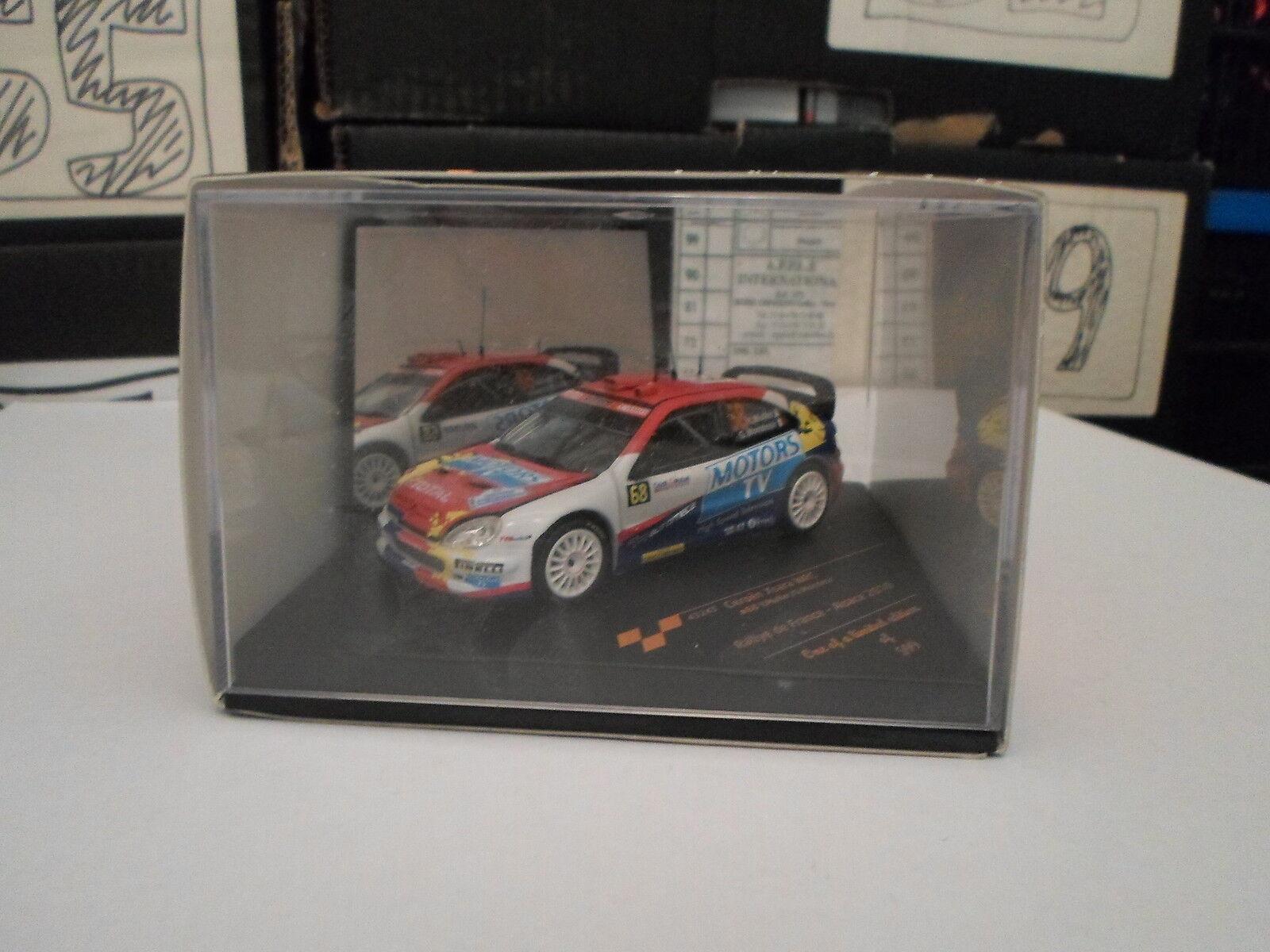 Vitesse 1:43 CITROEN XSARA WRC-Rally WRC-Rally WRC-Rally di Francia 2010-Muller  68 8f48b7