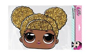 Queen Elizabeth Crown Half Face Party Mask Card Fancy Dress Royal Family A4 Kids