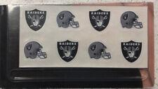 Rico NFL Tattoo Set 8 Piece