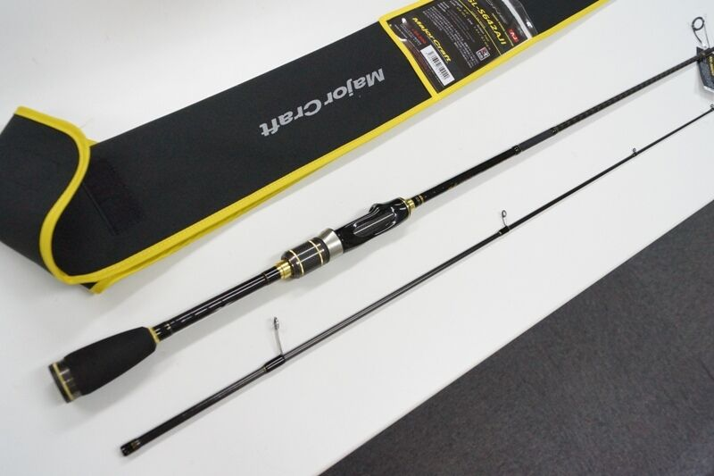 Major Craft N-ONE 2  piece rod  NSL-S642AJI SOLID TIP  sale online save 70%