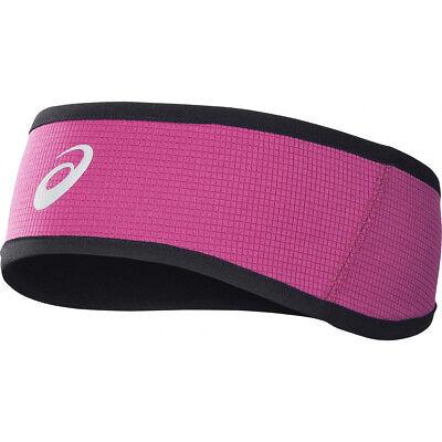Asics Winter Reversible Reflective Womens Headband - Pink SorgfäLtige Berechnung Und Strikte Budgetierung