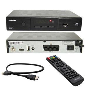 PremiumX HD 520 FTA HDTV FullHD Digital SAT TV Receiver HDMI DVB-S2 1080p 2x USB