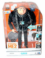 Despicable Me 2 Me2 Interactive Gru Collectors Edition 14 Talking Figure Doll Toys