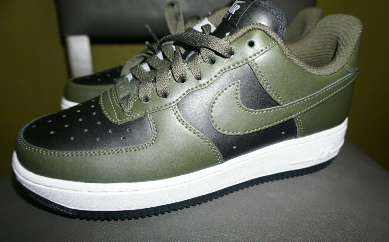 Nike air force 1 07 i. d größe 6,5 pine pine pine grüne / blac und weiße nike - ausweis 1c40e9