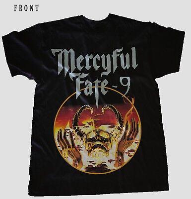 Mercyful Fate Melissa T-Shirt Size S M L XL 2XL 3XL King Diamond Black Metal New