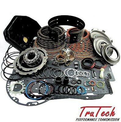Trutech Street Performer rebuild kit Alto Red Eagle & Raybestos GPZ 93-96 4L60E