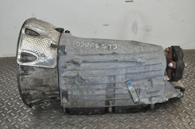 Mercedes CLS320 Cdi C219 2007 RHD Automático Caja de Transmisión 722.902
