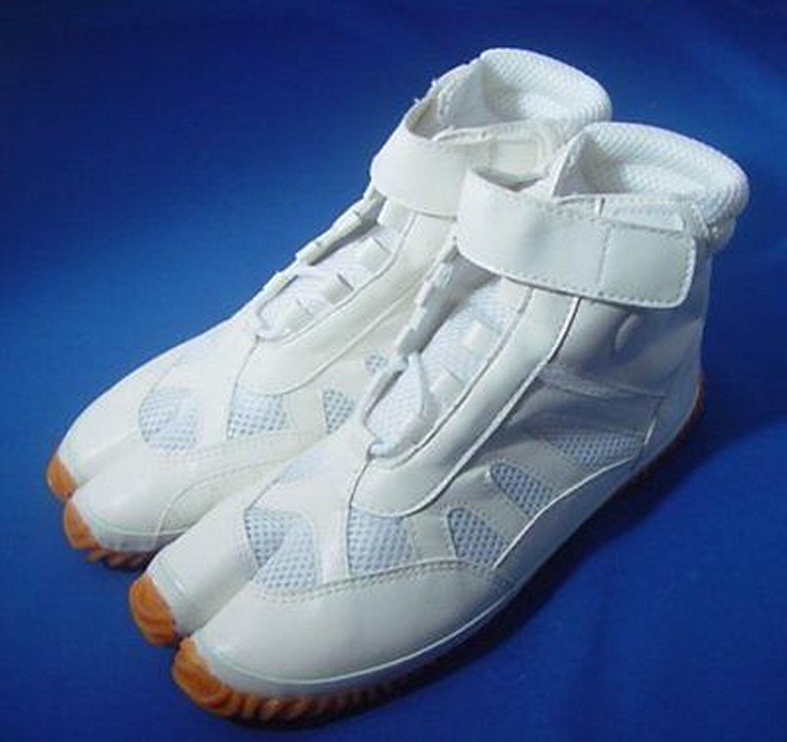 Marugo   Sport Jogs   Tabi Turnschuhe (  Weiß   Weiß )