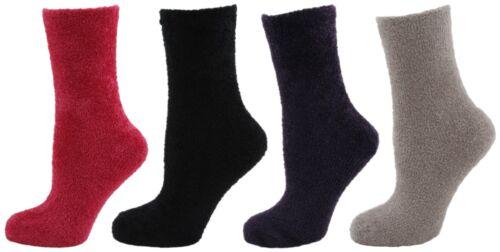 RJM Ladies Snowsoft Bed Lounge Socks Size 4-7