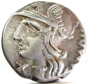 Sensible Roman Republic (baebia) Denarivs Avoir à La Fois La Qualité De TéNacité Et De Dureté