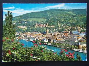 Heidelberg-Blick-vom-Philosophenweg-Postcard