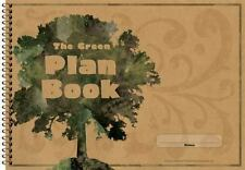 Carson Dellosa The Green Plan Book Record/Plan Book (104300)