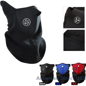 New Winter Sport Face Mask Neck Warmer Warm Ski Snowboard Motorcycle ... 6a26a7b1dfa