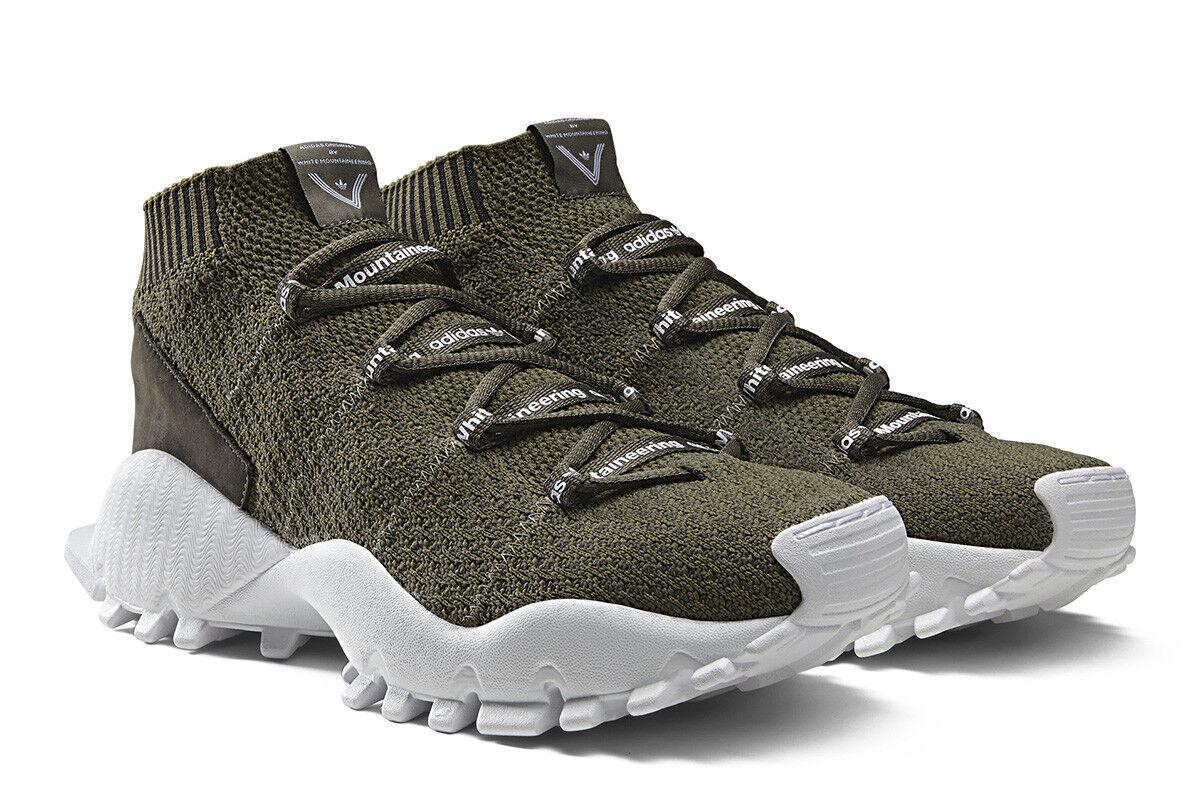 Adidas X Weiß Mountaineering SEEULATER WM Pantone Olive grau
