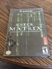 Enter the Matrix (Nintendo GameCube, 2003) G1