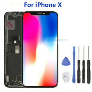 For-iPhone-X-10-Replacement-LCD-Display-Touch-Screen-Digitizer-Assembly-Tools-DL