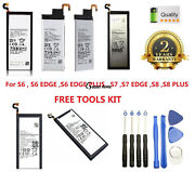 Original Genuine Replacement Battery For Samsung Galaxy S6/ S6 Edge/ S7/ S7 Edge