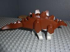 Lego Stegosaurus 5955 with Light Gray Legs Adventurers Dino Island Dinosaur