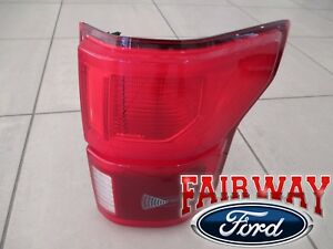 Details About 18 Thru 20 F 150 Oem Ford Led With Blind Spot Tail Lamp Light Right Passenger
