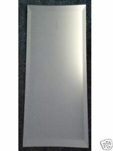 Image Is Loading Frameless Long Bevelled Edge Wall Mirror 12 034