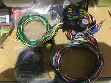 s l225 20 circuit wire wiring harness universal chevy ford dodge speedway 20 circuit wiring harness at couponss.co