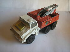 Matchbox-líneas de batalla-K14 Vehículo de recuperación 1975