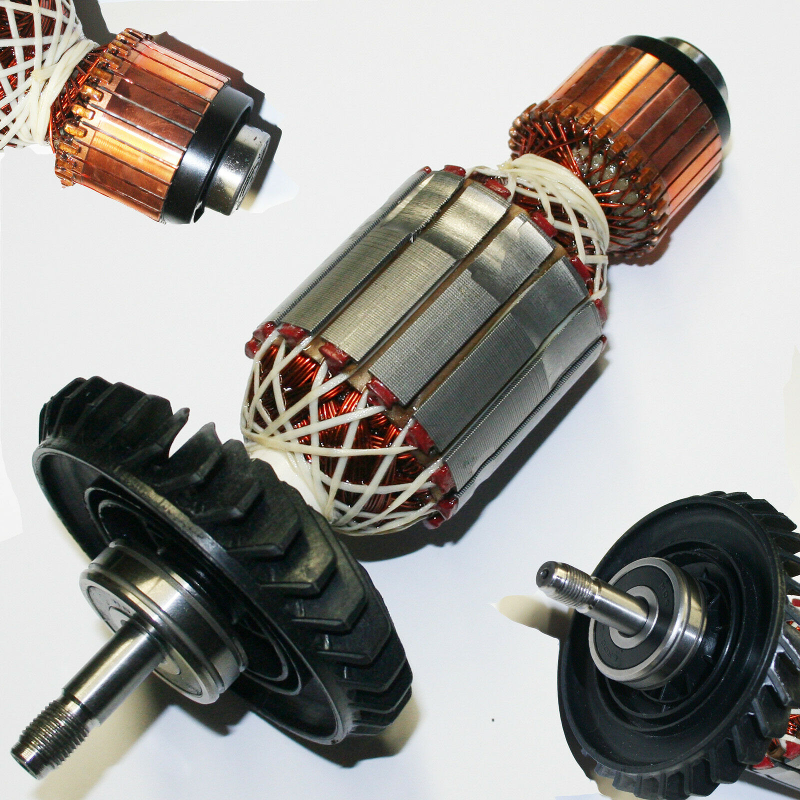 Anker Rotor Läufer für Hilti Winkelschleifer AG 230-S , Hilti AG 230 S