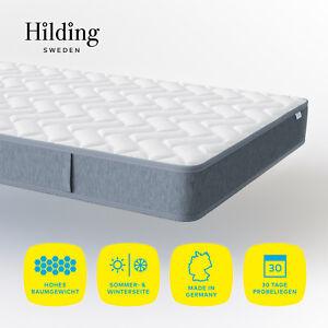 hilding sweden pure komfortschaum matratze 90x200 7 zonen h2 h3 kotex ebay. Black Bedroom Furniture Sets. Home Design Ideas